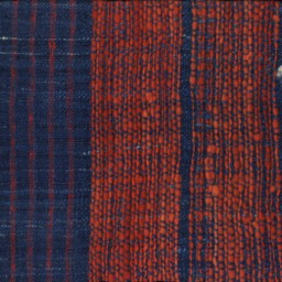 Marianne Straub hand-dyed wool and eri silk samples woven at Gospels Studio c.1935